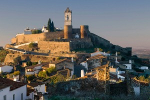 Medieval Walled Town Of Monsaraz.