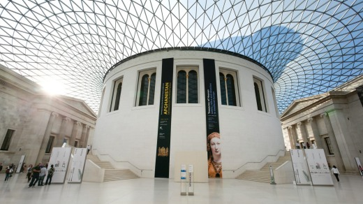 Brilliant museums, for free. Something that will surprise Aussie visitors to the UK.
