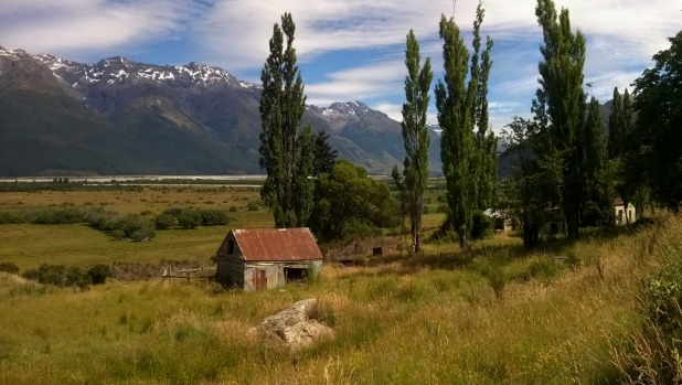 High country, South Island.
