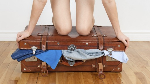 Plan what you'll take a few days in advance so you won't have a panic packing session the night before you leave.