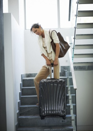 The trouble with wheelie-bags is stairs. When you take a bag you have to carry, its weight will be self-limiting.