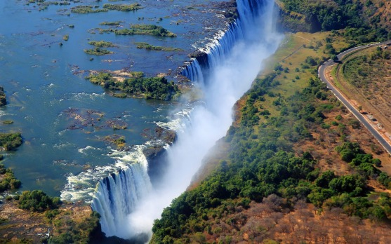 World 39 s 10 most spectacular waterfalls for Most spectacular waterfalls