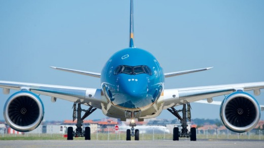 Vietnam Airlines is one of the airlines to operate the impressive Airbus A350 XWB.