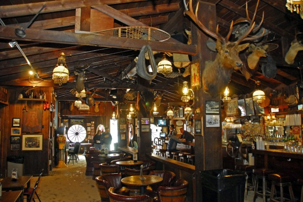 5 SALOON #10, DEADWOOD, SOUTH DAKOTA: This is said to be the bar (albeit at a different location) where gunslinger Wild ...