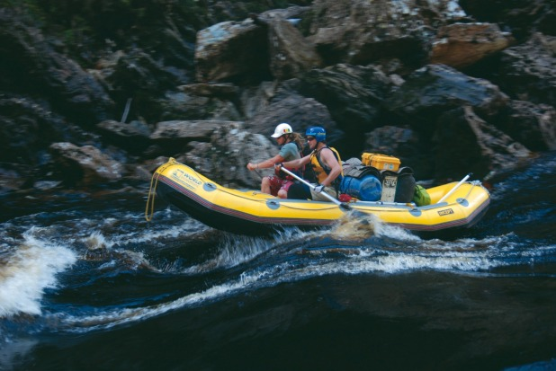 Raft the Franklin River: This is adventure at its best, an 8- or 10-day whitewater-rafting journey that will take you ...