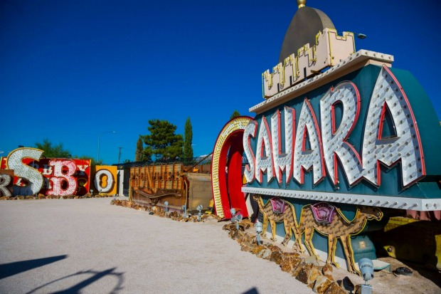The Sahara was open from 1952 to 2011 and was one of the last remaining vintage 'Rat Pack' casino-hotels, leaving only ...