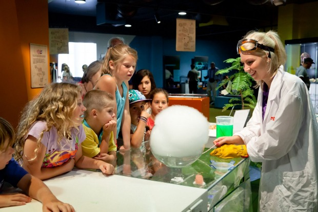 Stimulating and hands on exhibitions make the capital perfect for family getaways.