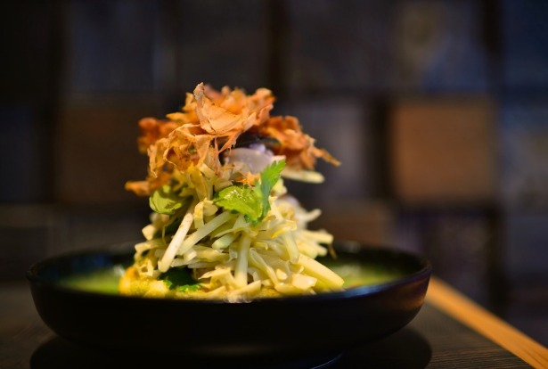 "Dining at new Japanese ""street food' haven, Yusho."