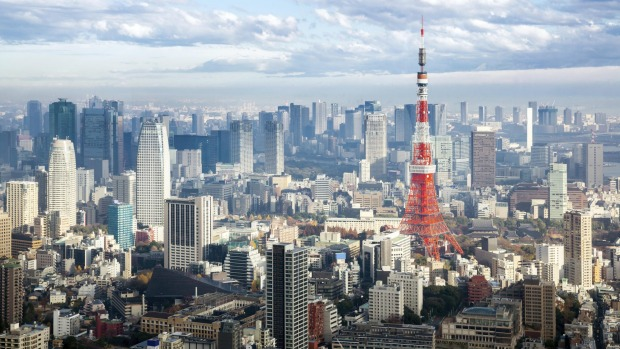 Tokyo: A great city to live in and visit.