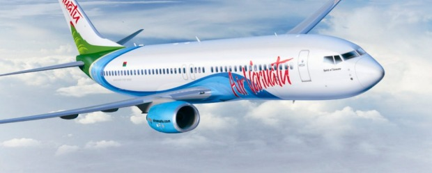 Air Vanuatu offers friendly, no-frills service.