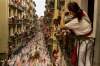 The Running of the Bulls, Spain: Part of the wider San Fermín festival, Pamplona's Running of the Bulls sees six bulls ...