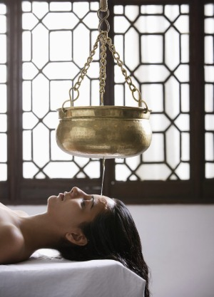 Ayurvedic spa treatment: This is a holiday with a brand new you at the end of it.