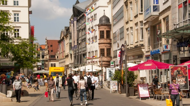Hidden Leipzig Guide What To See In Leipzig Germany Youtube