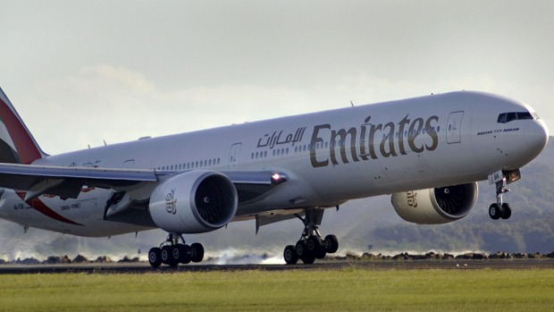 Fly Emirates to score the $100 to Europe family fare deal.