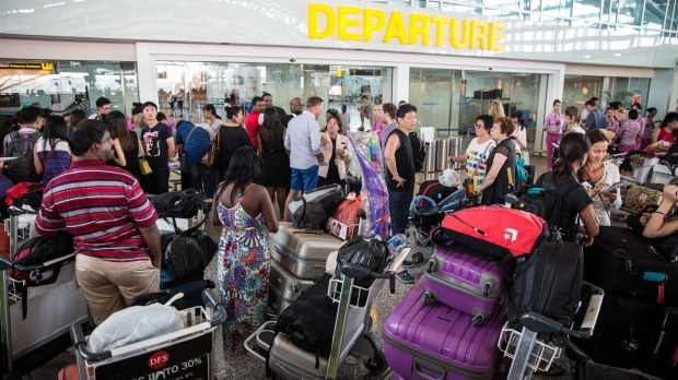 Fly off-peak: Commuter flights and those operating on busy days are more susceptible to overbooking.