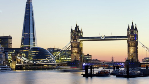 London has been named the best city to visit in 2016 by TripAdvisor.