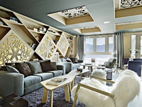 Majestic alpine setting and a fine style: Altapura is a 5-star hotel in Val Thorens, France. It is the highest resort in ...