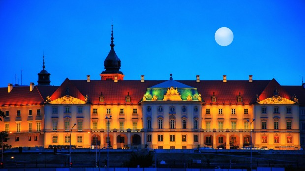 Find out why travellers are heading to Warsaw's dark side.
