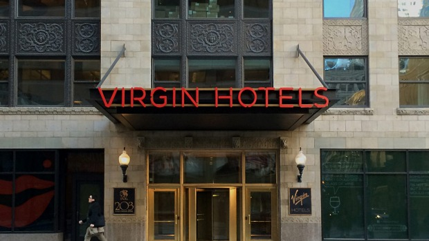 Virgin hotel chicago review endearing quirks and cool sass for Funky hotels chicago