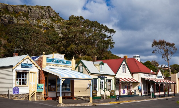Six of the best: Charming Tasmanian townships