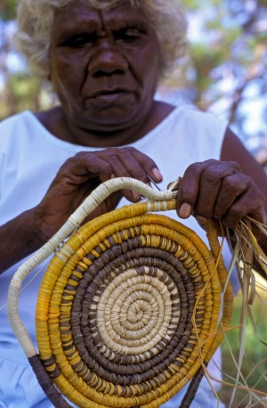 traditional handcrafts.