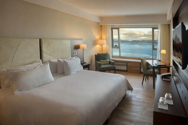 Many of the rooms also offer spectacular views.