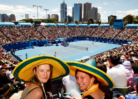 There are only four grand slam tennis tournaments across the globe each year, and Australia gets to host one of them. ...