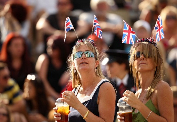 Wimbledon is more than just the tennis. It's punnets of strawberries and cream. It's glasses of Pimm's and lemonade. ...