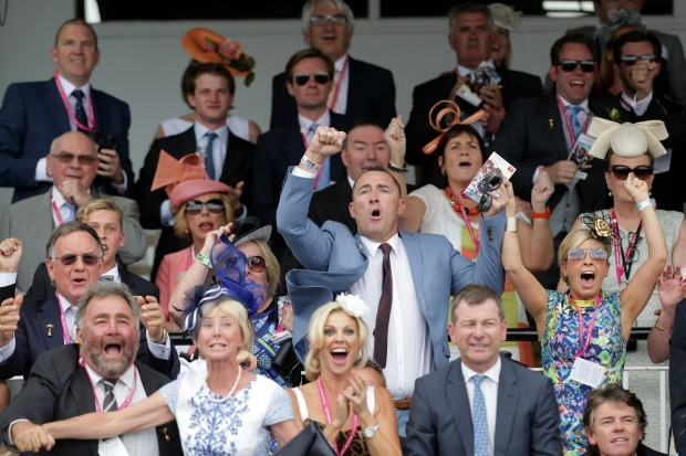 Melbourne Cup day is a cultural phenomenon that transcends the sport everyone is supposed be watching.