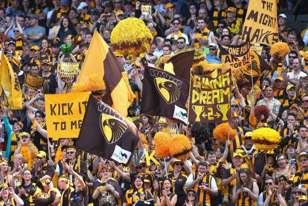 AFL grand final: There's no doubt that the last weekend in September is a special time for any Australian sports fan.