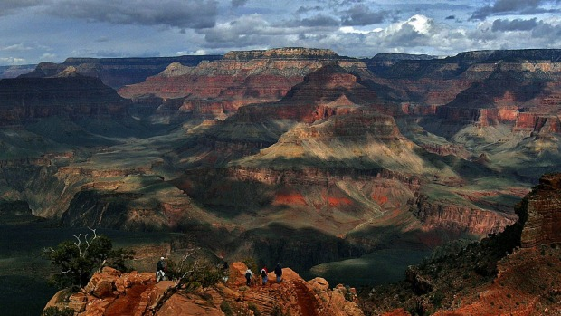 We Want To Visit The Grand Canyon In January