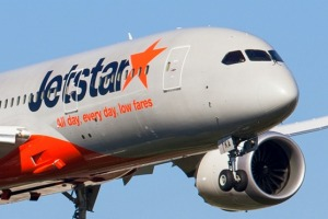 Silence is not golden: Jetstar.