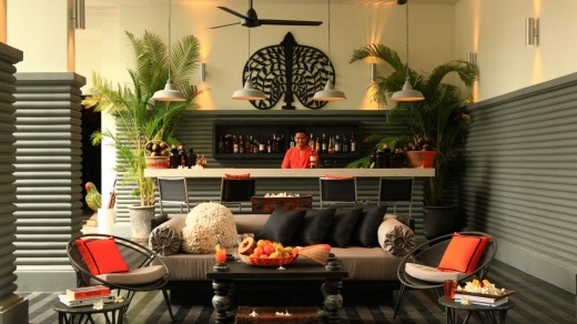 Shinta Mani Siem Reap is a boutique hotel with just 39 rooms.