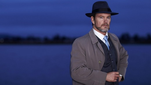 Craig McLachlan in <i>The Doctor Blake Mysteries</i>.