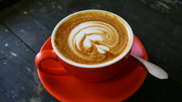 Coffee: Australians came painfully late to the party.