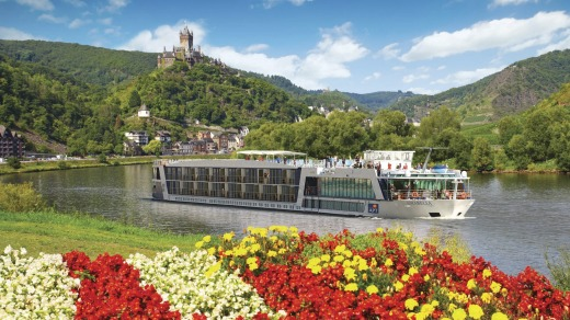 Take a river cruise in Europe with APT.