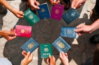 Passports are valuable: keep it in the hotel safe while you're travelling.
