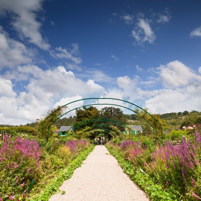 10. DAY TRIPS. Monet's Garden at Giverny is a delight - especially if you buy an advance online ticket to skip the queues.