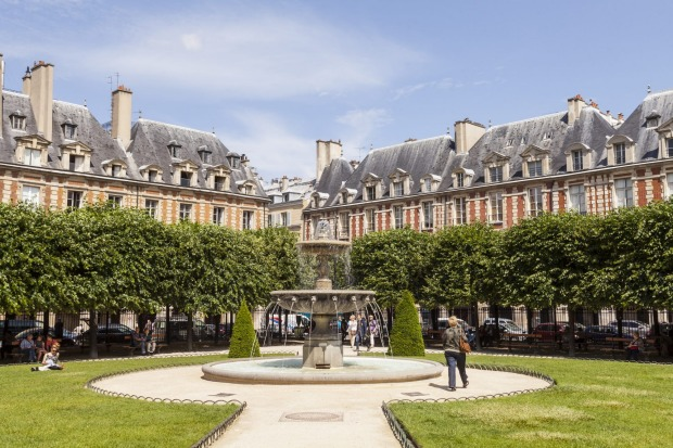 8. DO PLACE DES VOSGES. Inaugurated in 1612, Paris' oldest - and most photogenic - planned square is a cocoon of ...