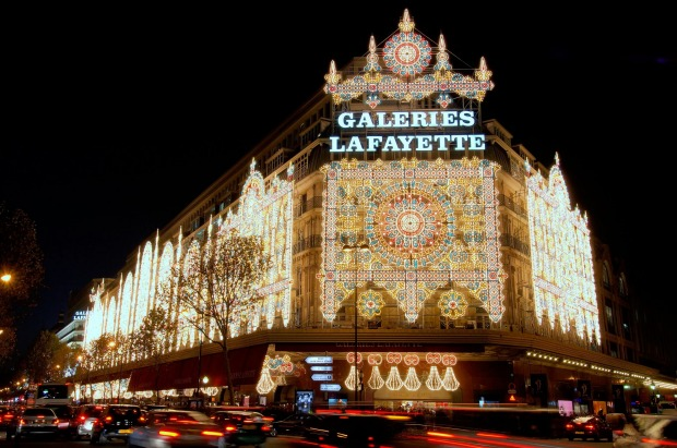 7. SHOP. Galeries Lafayette and Le BHV Marais are esteemed department stores.