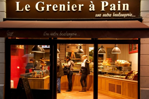 1. EAT LE GRENIER A PAIN. Imagine the scent of freshly baked goodies wafting from virtually every street corner. That's ...