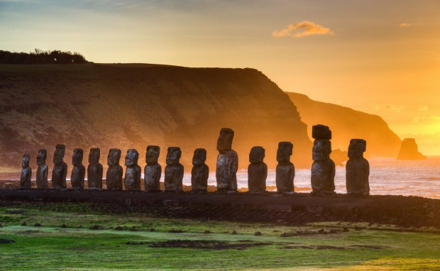 RAPA NUI: It's on the way to nowhere, so you really need to want to go to Rapa Nui, better known as Easter Island. This ...