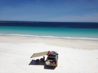 In December 2013 my wife and I stumbled across this pristine, isolated beach in Cape Arid National Park, Western ...