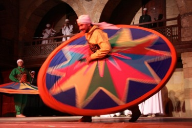 An incredible experience in Cairo, Egypt. See the Whirling Dervish at Wekalet El-Ghouri Arts Center, near the Khan Al ...