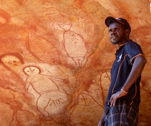 This amazing, ancient, Wanjina painting site was visited last month and accessed by boat off the Kimberley coast. The ...