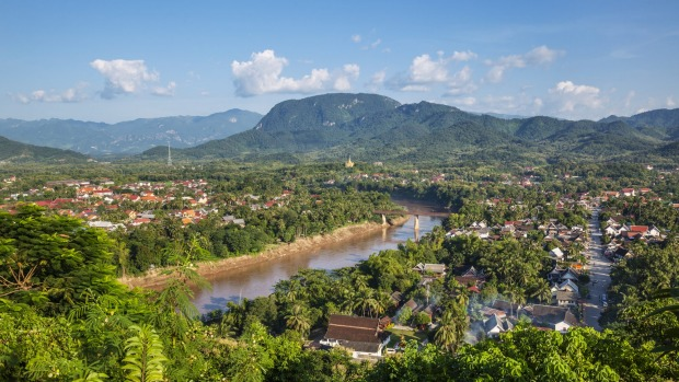 Kerry van der Jagt journeyed into the forest around Luang Prabang and the Nam Khan River.