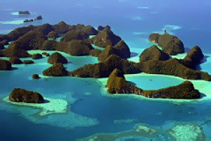 Palau is so obscure most people must scour a map to find it.