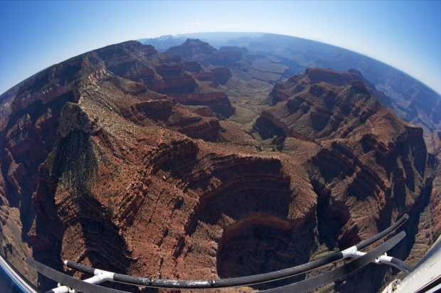 FLY IN: Arguably the most convenient and spectacular way to see the Grand Canyon is from above. One of the most popular ...