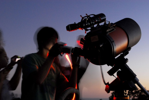 VISIT THE STAR PARTY: No, it's not a rave, dance party or desert festival: every year during the summer, volunteer ...