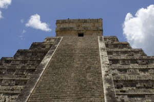 The Mayan ruins of the Yucatan Peninsula in Mexico are well worth a visit.